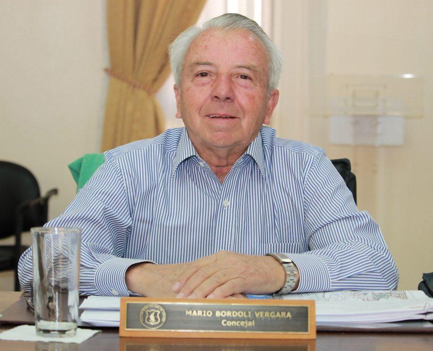 Mario Bordoli Vergara
