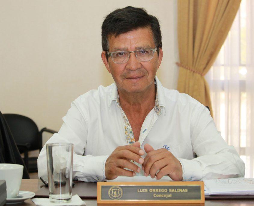 Luis Orrego Salinas
