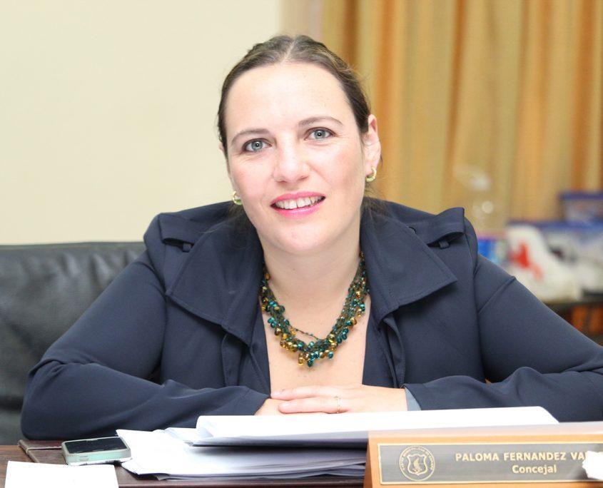 Paloma Fernández Valdés